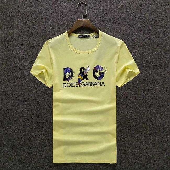 t shirt dolce gabbana homme manches courtes be55e4d2425c